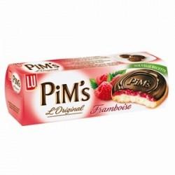 6 Paquets de Pim's de Lu Biscuits Framboise 6 x 150 G