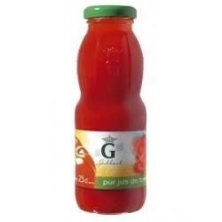 24 Bouteilles de Gilbert Jus de Tomate 24 x 25 CL