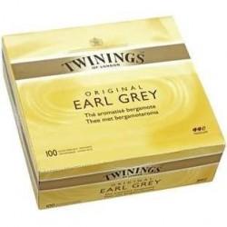 100 Sachets de Thé Earl Grey Twinings