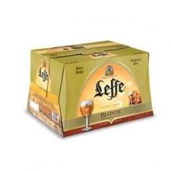 20 Bouteilles de Bière Leffe Blonde 20 x 25 CL