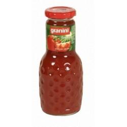 12 Bouteilles de Granini Jus de Tomate 25 CL