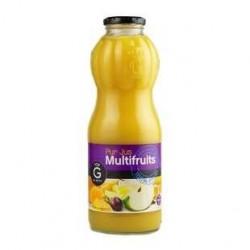 6 Bouteilles Multifruits Gilbert 6 x 1 L