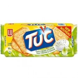 6 Paquets de Tuc Crème Oignon 6 x 100 G