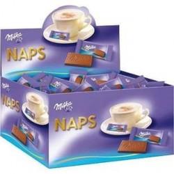 355 Naps au Chocolat au Lait Milka 1,7 KG