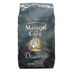 1 Kilo de Café Dégustation Grains Maison du Café 1 KG