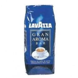 1 Kilo de Café en Grains Gran Aroma Bar Lavazza 1 KG