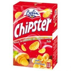 6 Paquets de Chipster Salées 6 x 75 G