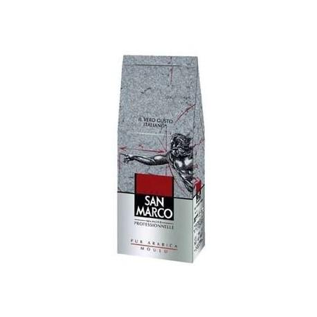 1 Grossiste Kilo 1 KG Arabica boissons Pur Café Moulu San Marco de nAnfFwq16