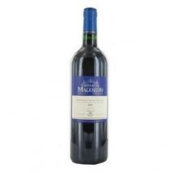 6 Bouteilles de Vin Château de Malengin 6 x 75 CL