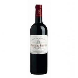 12 Bouteilles de Vin Rouge Prieure la Solitude Rouge 12 x 37.5 CL