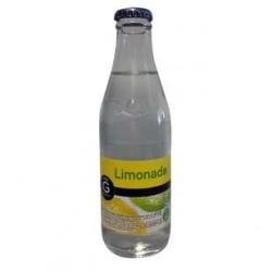 24 Bouteilles de Limonade en Verre Consigné Gilbert 24 x 25 CL