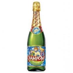 Champomy Boisson de Fête sans Alcool Pomme 75 CL