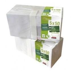 250 Enveloppes DL F45x100 Blanc GPV Green 75 G