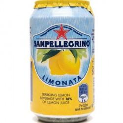 24 Canettes de San Pellegrino Limonata 24 x 33 CL
