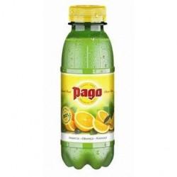 12 Bouteilles de Pago Orange 12 x 33 CL