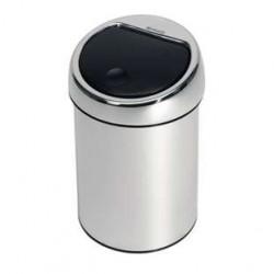 Poubelle Touch Bin en Inox Brabantia 3 L