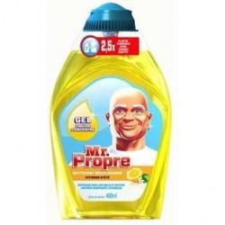 Nettoyant Gel Multi-Usages Citron Mr. Propre 400 ML