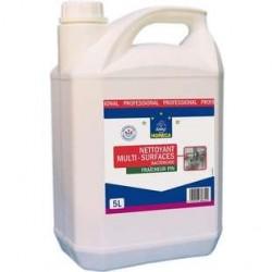 Nettoyant Multisurfaces Bactéricide au Pin Horeca 5 L