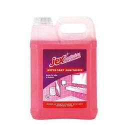 Nettoyant Sanitaires Jex 5 L