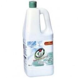 Nettoyant Gel avec Javel Cif Professional 2 L