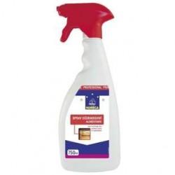 Spray Dégraissant Alimentaire Horeca 750 ML