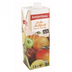 6 Briques de Jus Multifruits Rochambeau 6 x 1 L