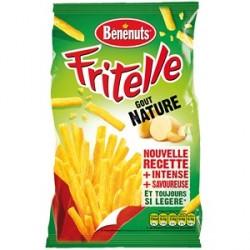 6 Paquets de Fritelle Bénenuts Soufflés Apéritifs Salés 6 x 80 G
