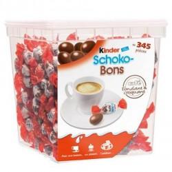 345 Schoko-Bons Kinder 2 KG