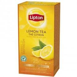 25 Sachets de Thé Citron Lipton