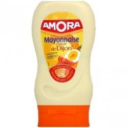 Amora Mayonnaise de Dijon Flacon Souple 235 G