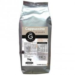 1 Kilo de Cappuccino Lacté en Poudre Gilbert 1 KG