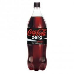 12 Bouteilles de Coca Cola Zéro 12 x 1 L
