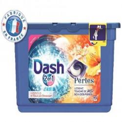 19 Capsules Ecodose 2 en 1 Dash