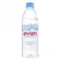 24 Bouteilles d'Evian Prestige 24 x 50 CL