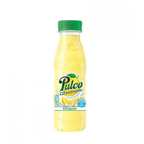 24 Canettes de Pulco Citronnade 24 x 33 CL
