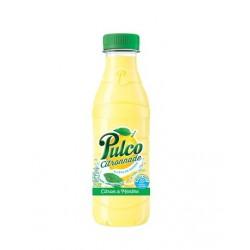 24 Bouteilles de Pulco Citronnade Citron Menthe 24 x 50 CL