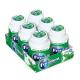 6 Boites de Chewing-Gum Freedent Menthe Verte