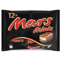 12 Minis Mars 227 G