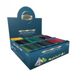 Coffret Thés et Infusions Lipton 108 Sachets